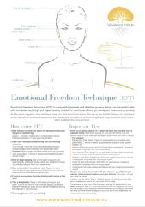 EFT-worksheet